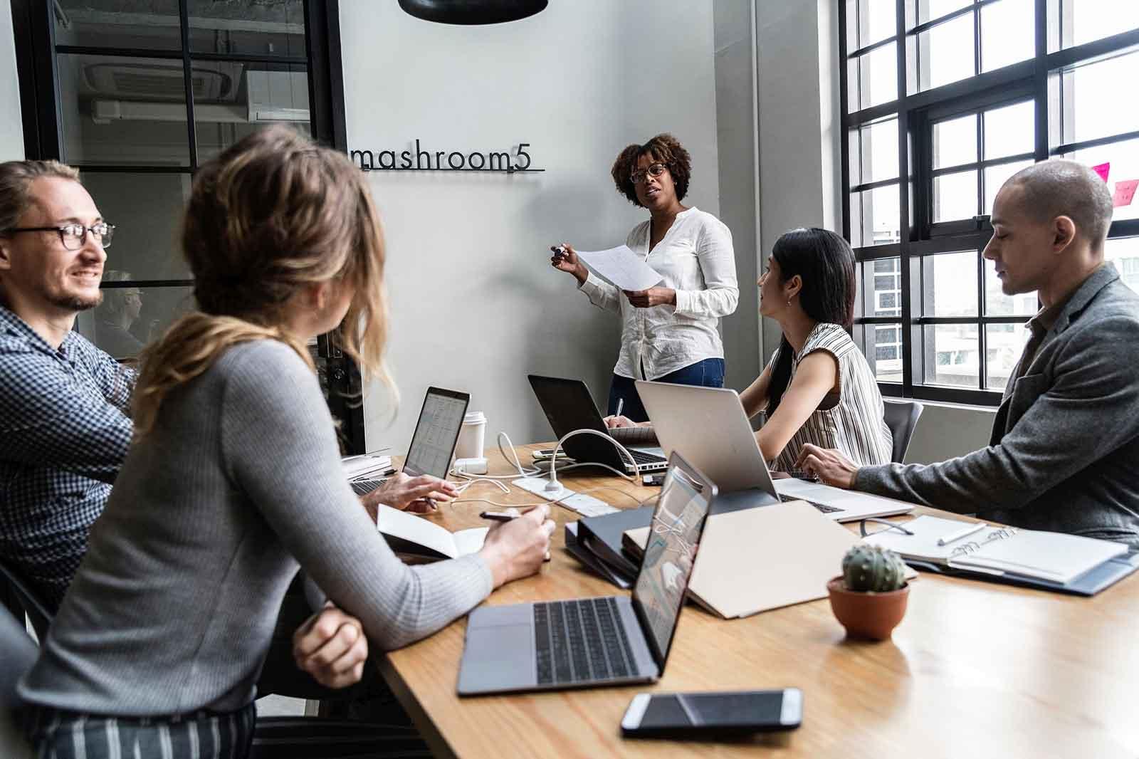 Executive accounts Program